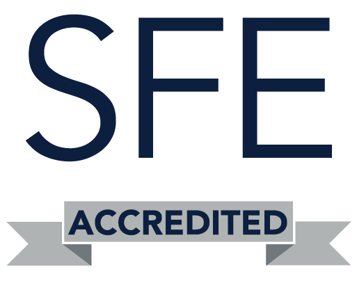 SFE Accredited